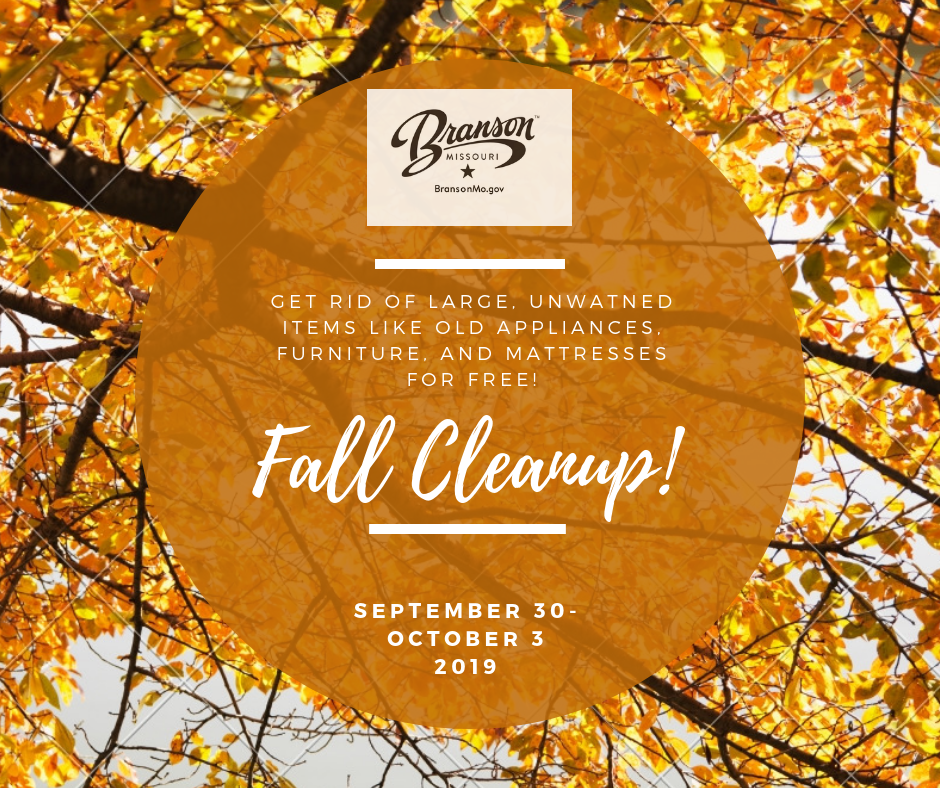Fall Cleanup 2019