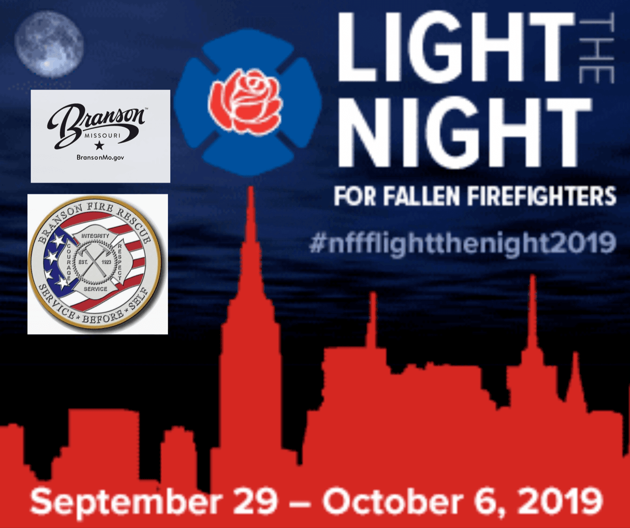 Light the Night infographic