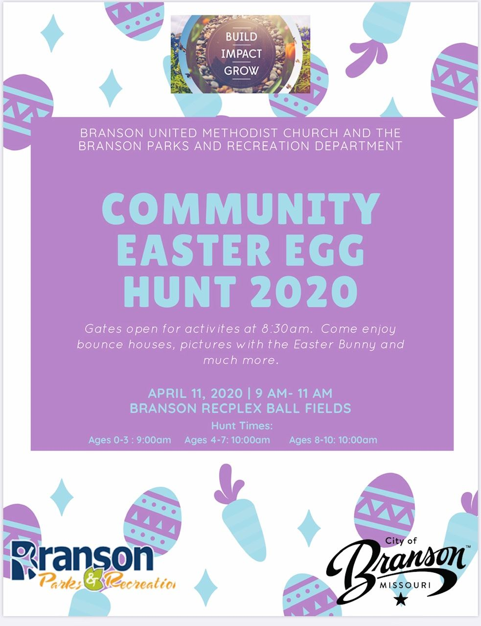 Free Community Easter Egg Hunt
