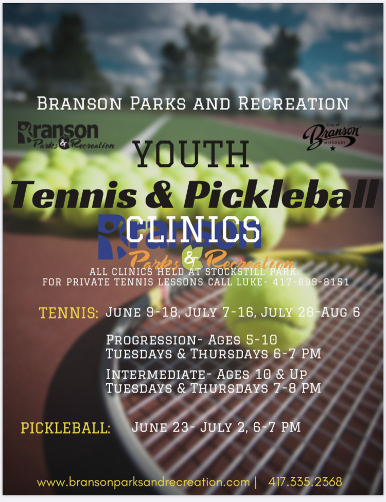 Improve Your Skills Through Tennis and Pickleball Clinics